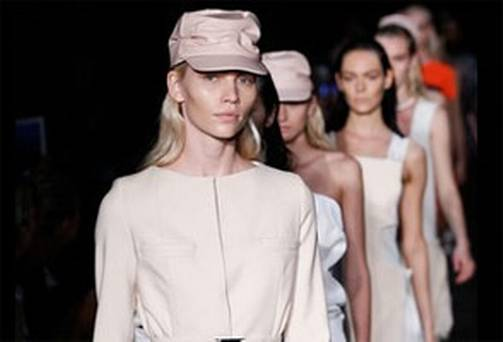 Victoria Beckham shows 'focused' line in New York