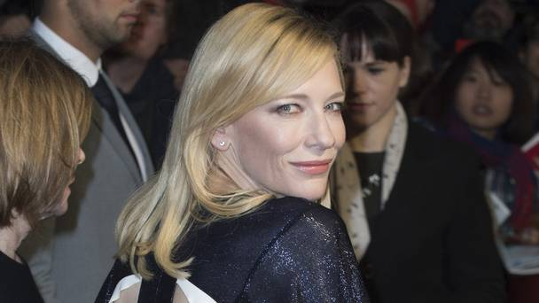 Cate Blanchett: Why ask about sexuality?