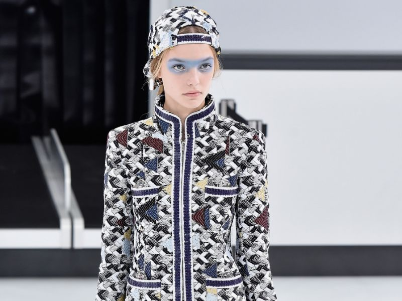 Chanel creates airport for SS16