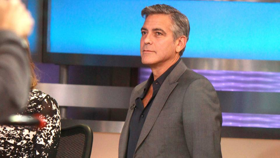 Clooney 'Thought Batman & Robin Was Artsy'