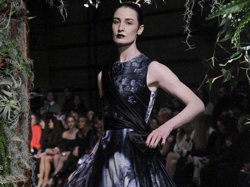 Giles' gothic glamour