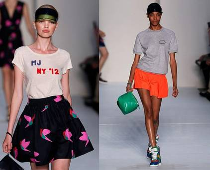 NY Fashion Week: Marc Jacobs showcases colourful line