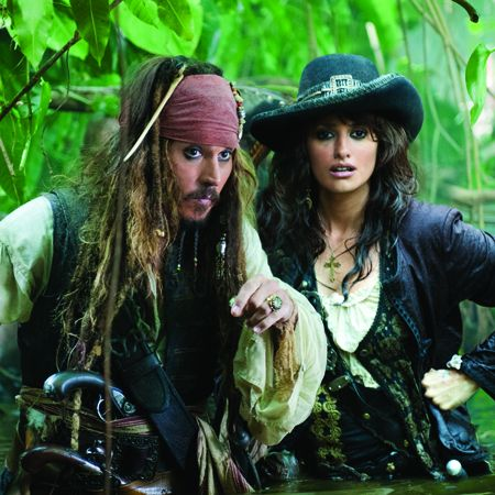 Penélope Cruz: Pirates set was like Disneyland