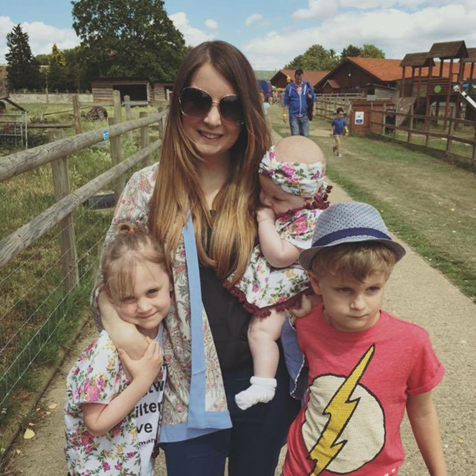 'All you hear is the word cancer': Mum-of-three begs others to attend screening after getting cancer