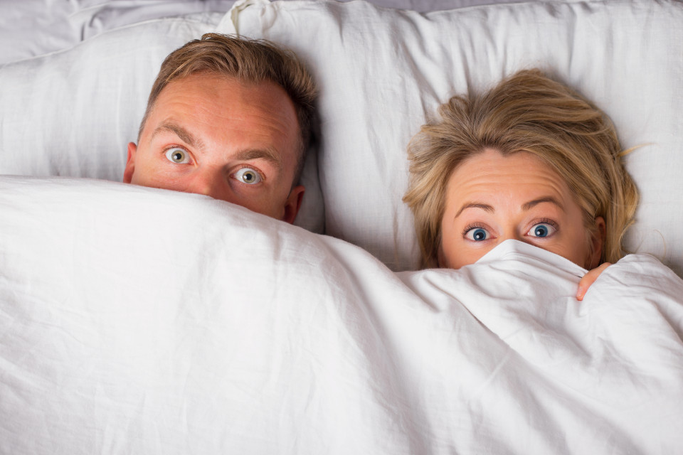 Your pillow is stuffed with dead skin… and 8 other horrifying facts you never know about your bedroo