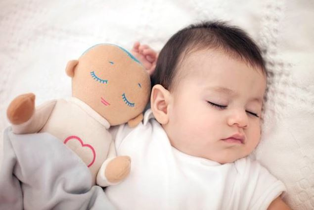 New Lulla doll that helps babies sleep has sold out… and so parents are flocking to eBay to get thei