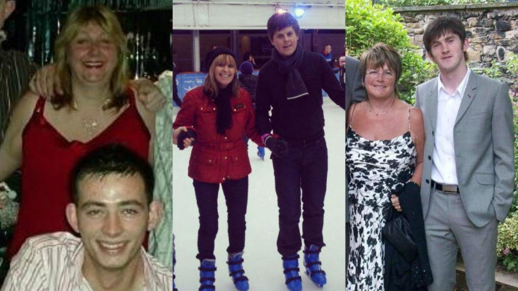 Heartbroken mums who lost their sons to one-punch killers reveal the senseless agony of their loss