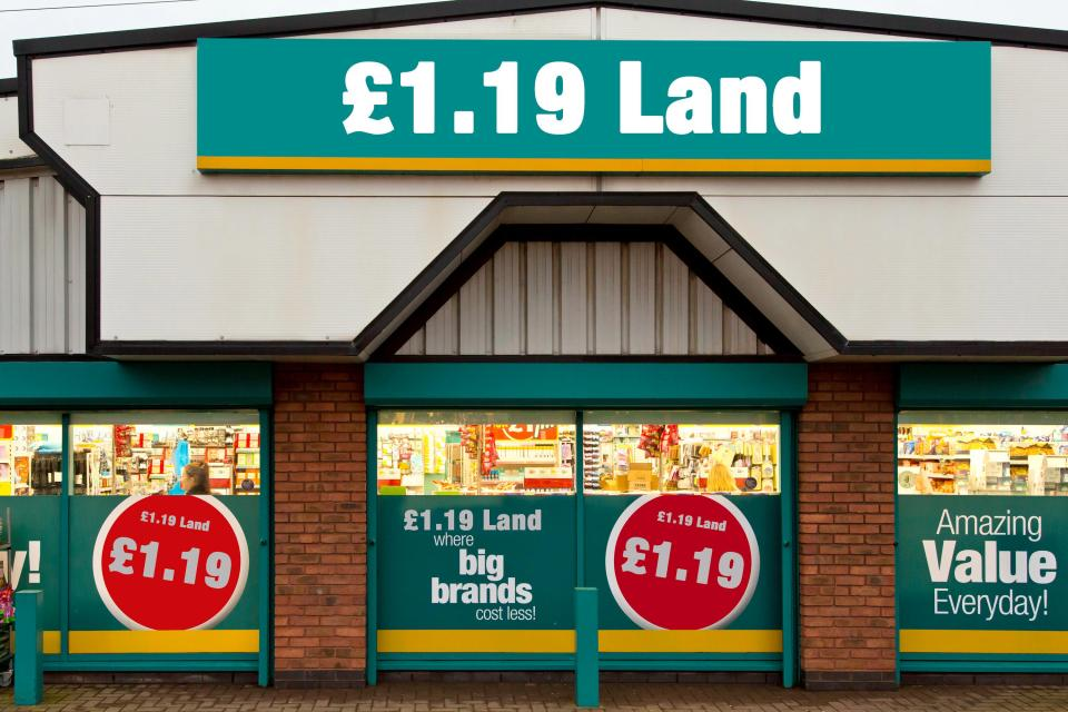 Poundland announce prices are going UP